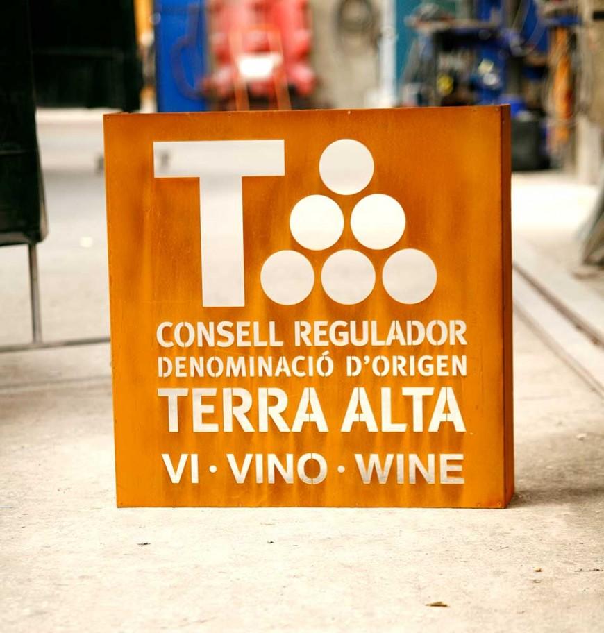 Custom-made signs