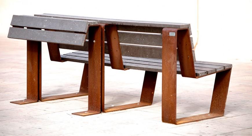 Aalb Standing Bench